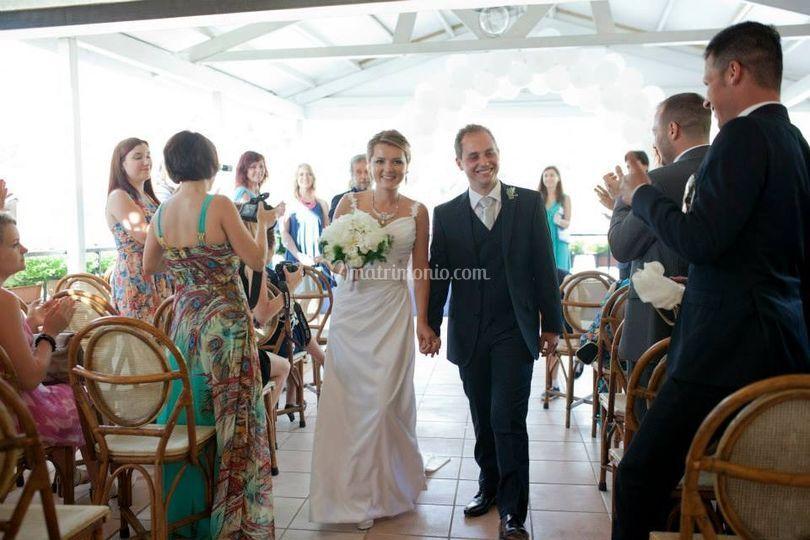 Luigi e Jana, mio 1 matrimonio