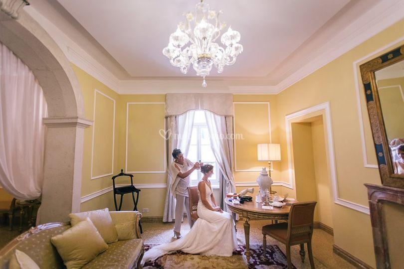 Wedding Villa Cariola
