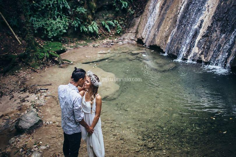 Wedding Cascate