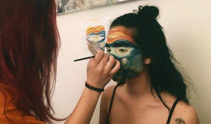Valentina Gentile Make-Up 1