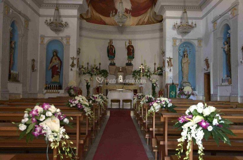 Decorazione per la chiesa