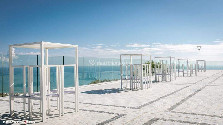Pagus, la terrazza panoramica