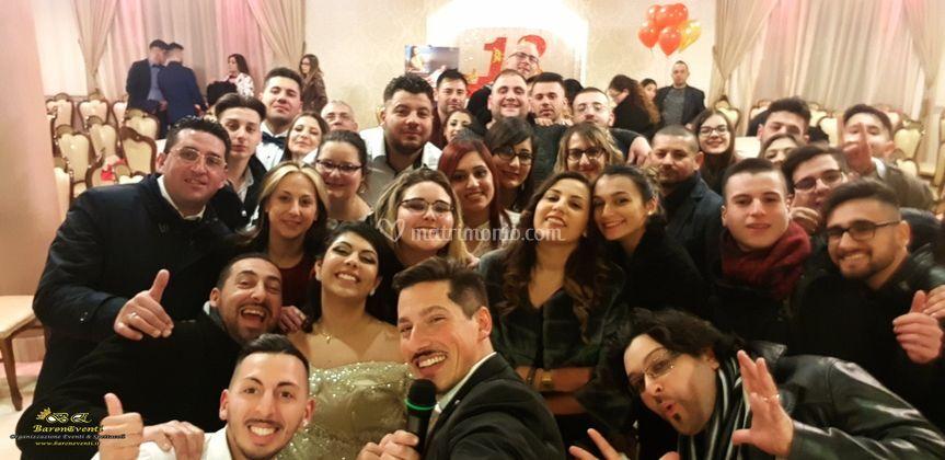 Selfie evento privato