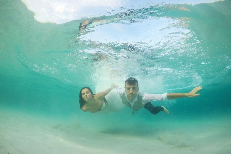 Sposi sott'acqua 2