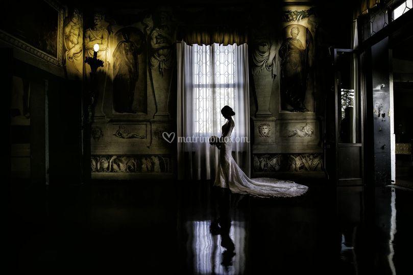 Matrimonio villa malinverni