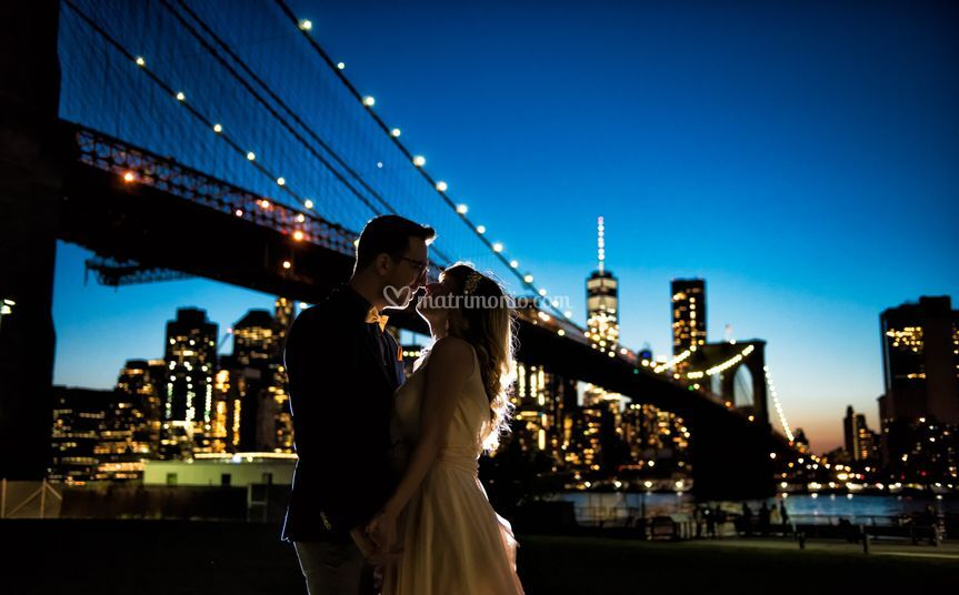 Erica & Luca New York
