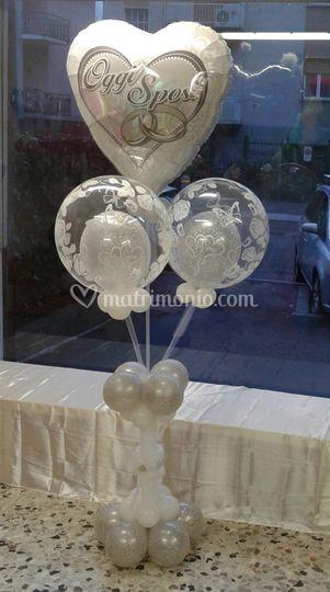 Cristallball decorazioni