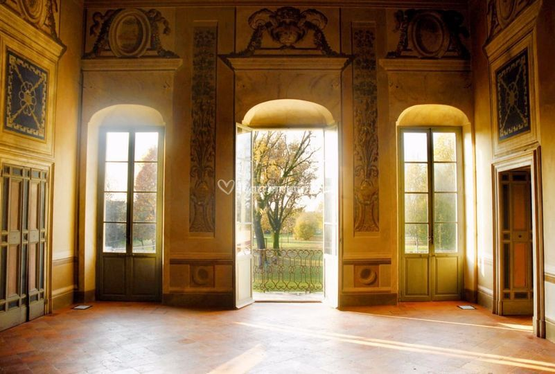Sala da ballo Cigola Martinoni