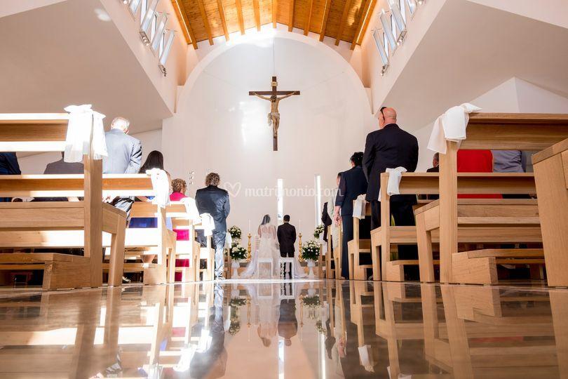 Riflessi in Chiesa