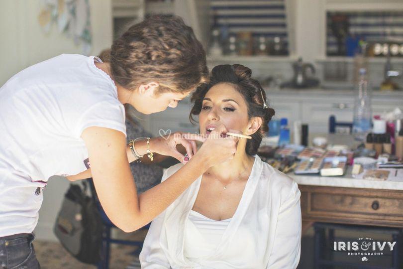 Sara Andreassi Make Up