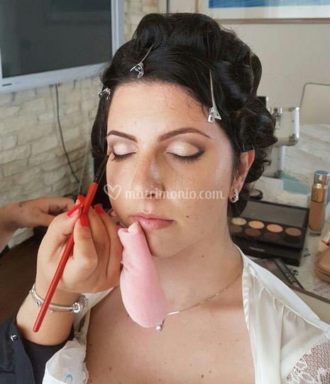 Alessia Micucci Make-Up Artist