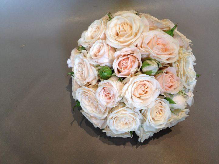 Pallina di rose