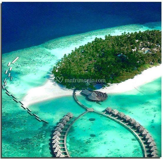 Vilu Reef Maldive