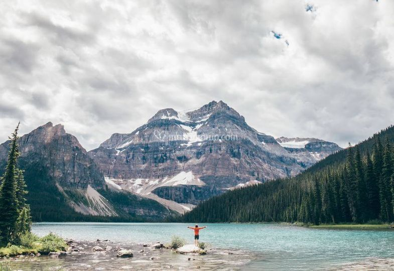 Canada- shadow lake