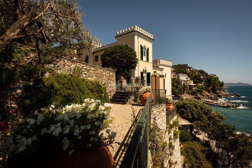 Castello Canevaro Zoagli
