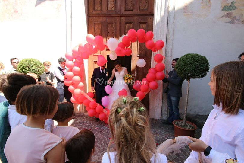 Matrimonio Giulia e A