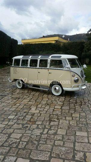 Pulmino t1 hippy cabrio