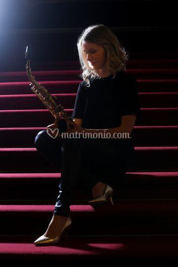 Sassofonista professionista