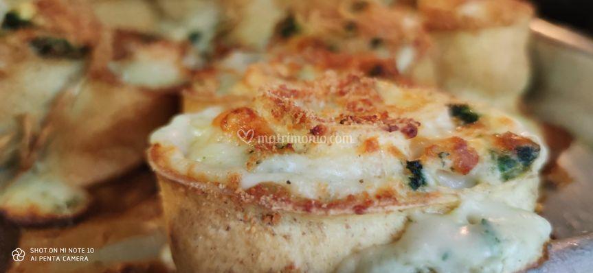 Rondelle pasta fresca ortiche