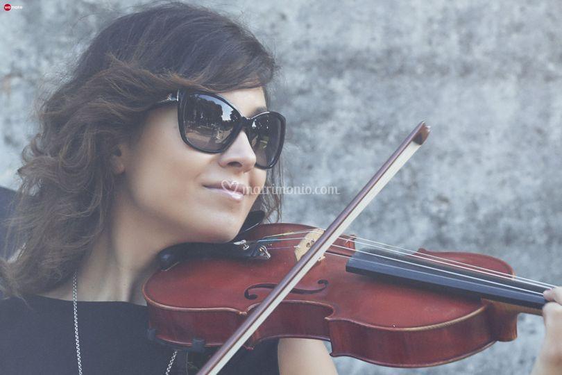 Violino acustico