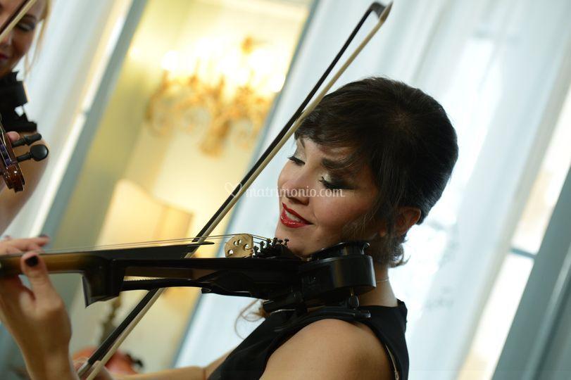 Violino elettronico