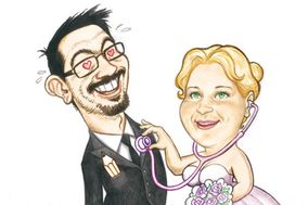 Caricature di Marco Martellini