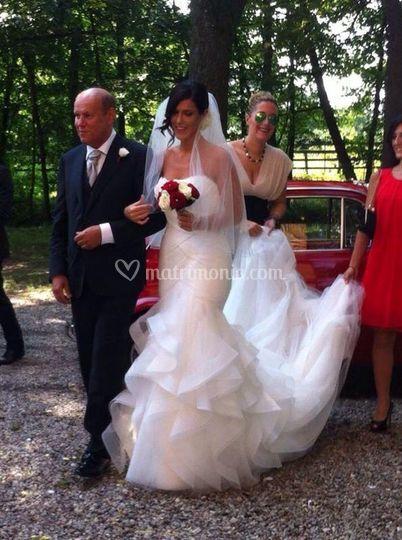 Bellissima sposa Elena