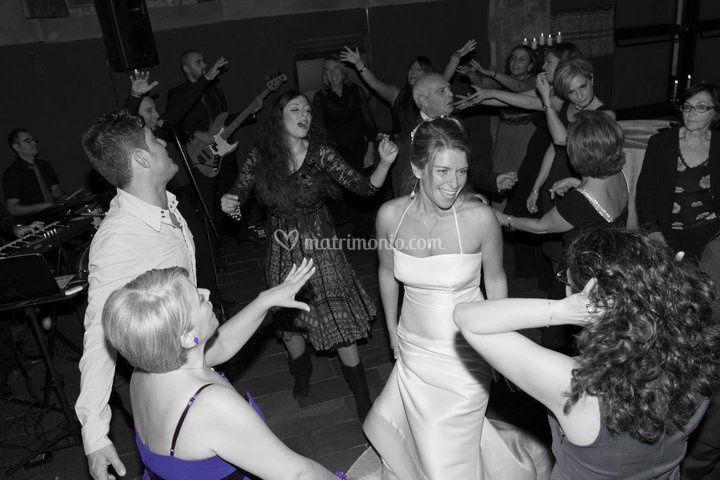 Matrimonio balli