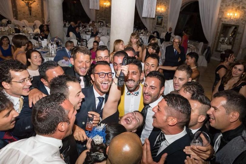 Wedding day Momenti Epici