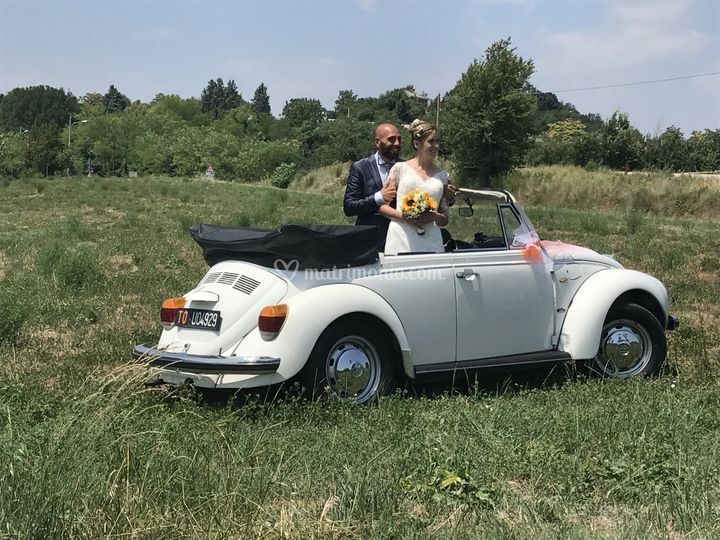 Maggiolone Karmann cabrio