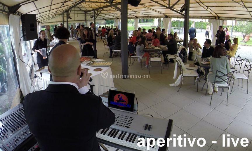 Aperitivo Live