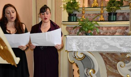 Duo Soprani - Daniela e Rosanna