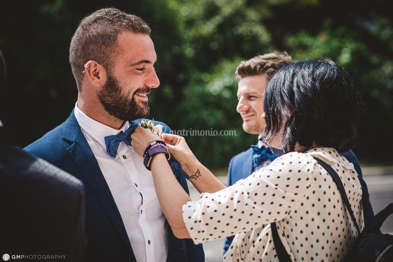 Testimone dello sposo