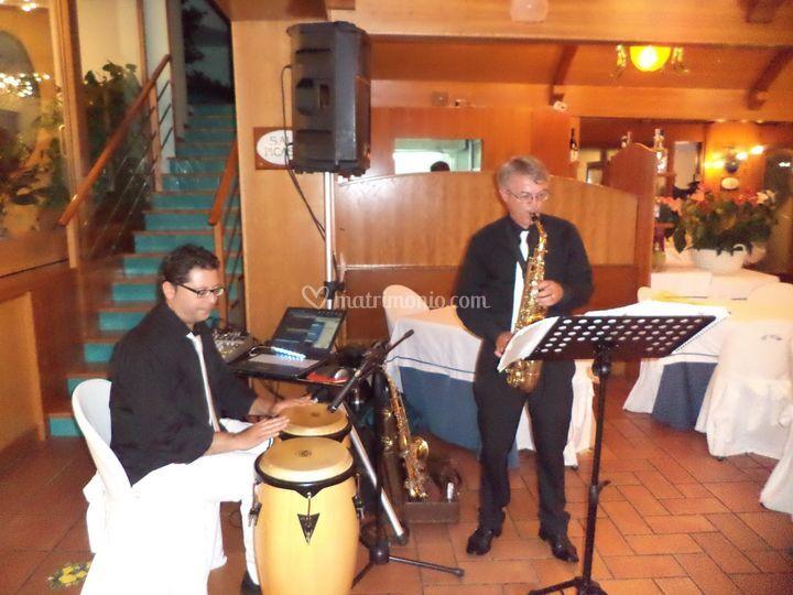 Fabio Sarno e Daniela piano bar