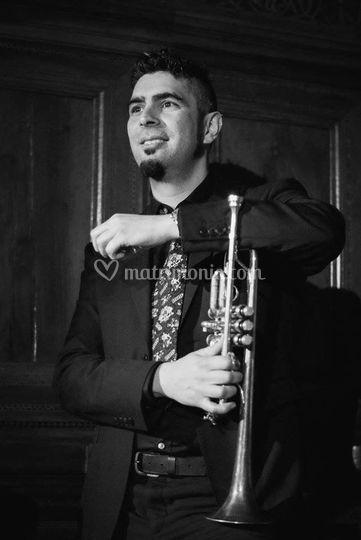 Matteo, Trombettista