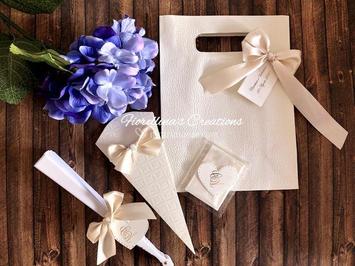 Wedding bag set