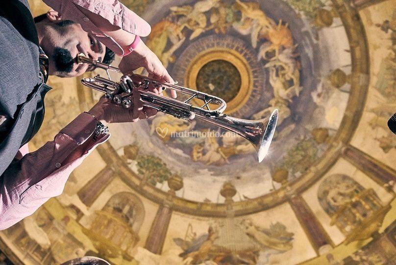 Classical Trumpet Duo