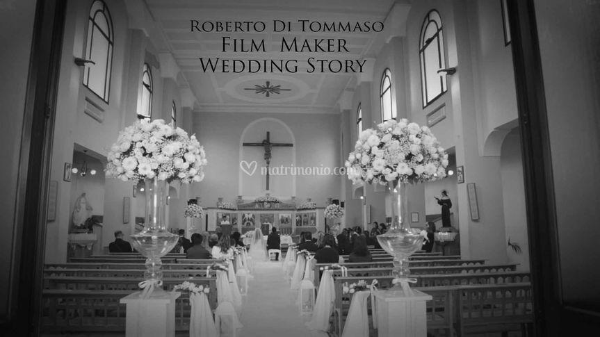 Wedding frame videoo