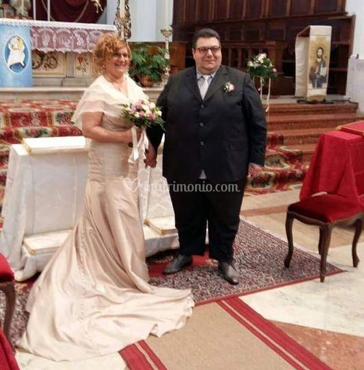 Matrimonio maggio