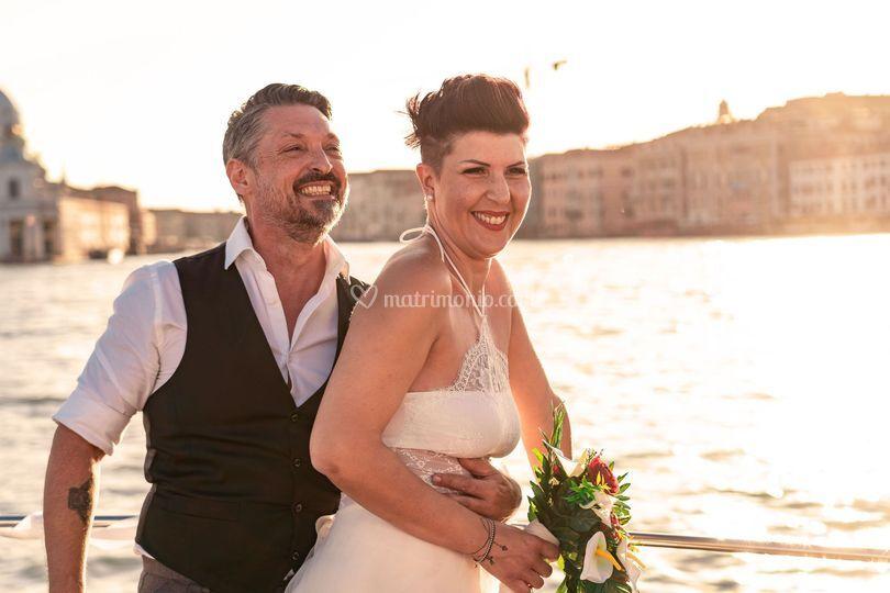 Matrimonio a bordo