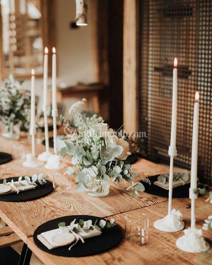 Matrimonio in baita
