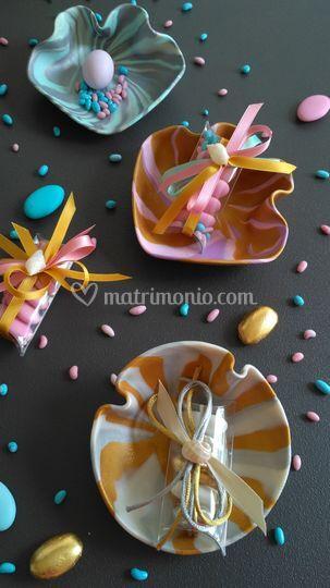 Bombonieree confetti
