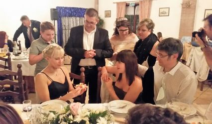 Wedding Table Magic