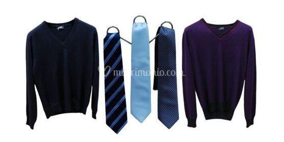 Cravatte e maglieria