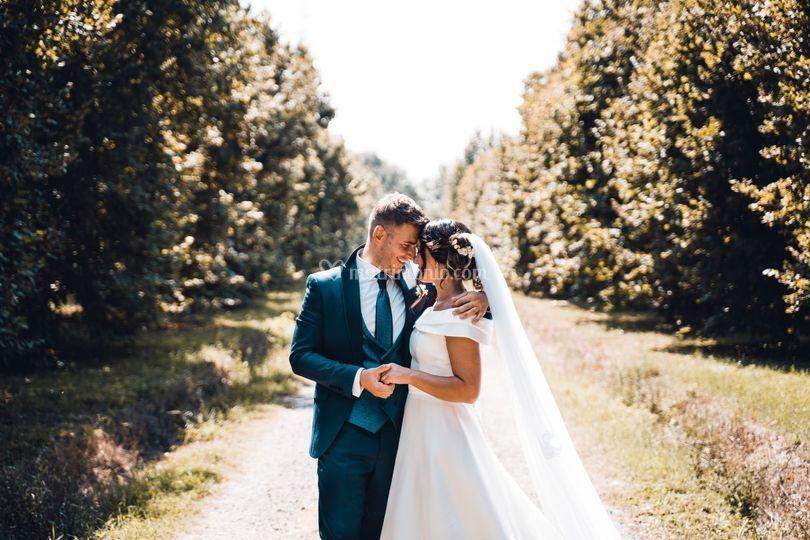Matrimonio Alex e Denise