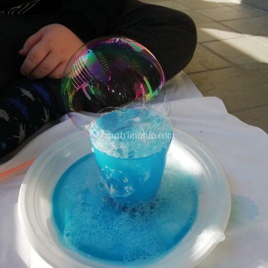 Laboratorio di bolle