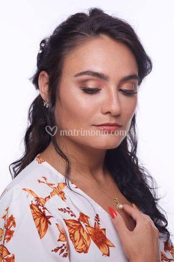 Makeup sposa Romantico