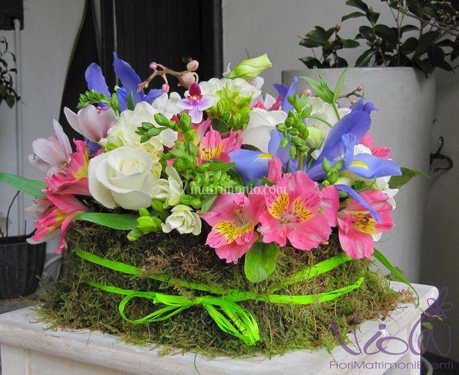 Shushi flowers