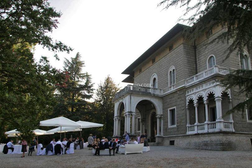 Party in Villa del Bono