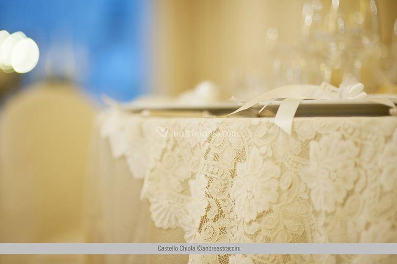 Salone delle feste, dettagli